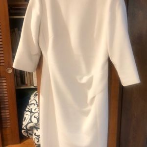 LK Bennett Dresses - EUC winter white LK BENNETT DRESS
